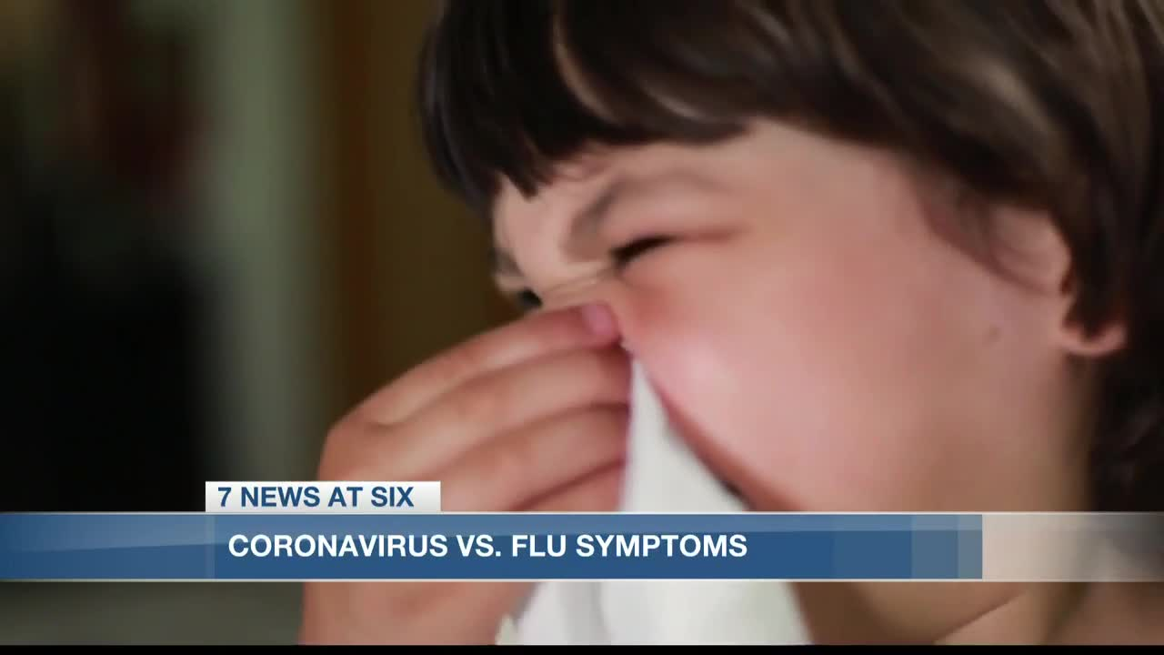 Coronavirus and the flu: What you need to know
