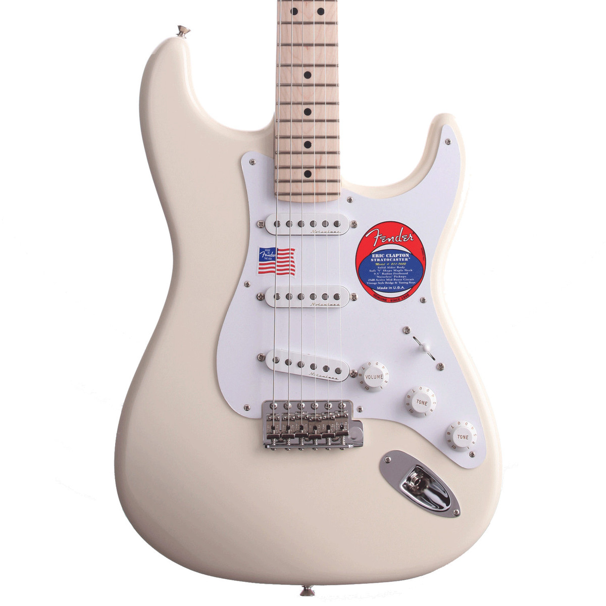 hight resolution of fender eric clapton stratocaster electric guitar mn olympic white loading zoom