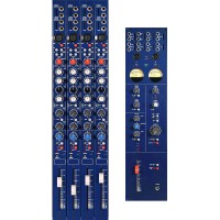 TL Audio M1-F Tubetracker 8 Channel Analog Mixer a ...