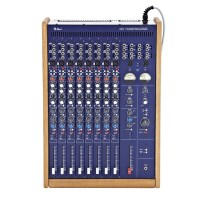 TL Audio M1-F Tubetracker 8 Channel Analog Mixer at Gear4music