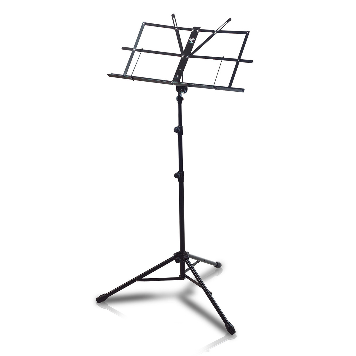 Ashton Ms Music Stand With Bag At Gear4music