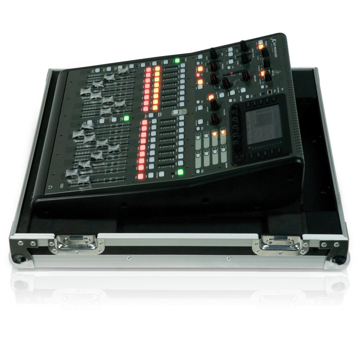 Behringer X32 Producer TP  Mesa de Mezclas Digital con Estuche  Gear4music