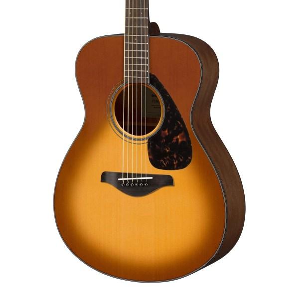 Yamaha Fs800 Acoustic Guitar Sandburst Gear4music