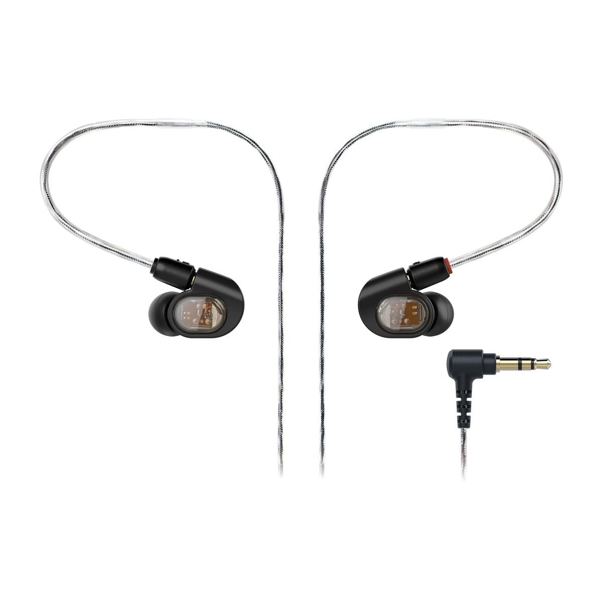 """Audio Technica ATH-E70 Écouteurs de Monitoring """"in-ear"""