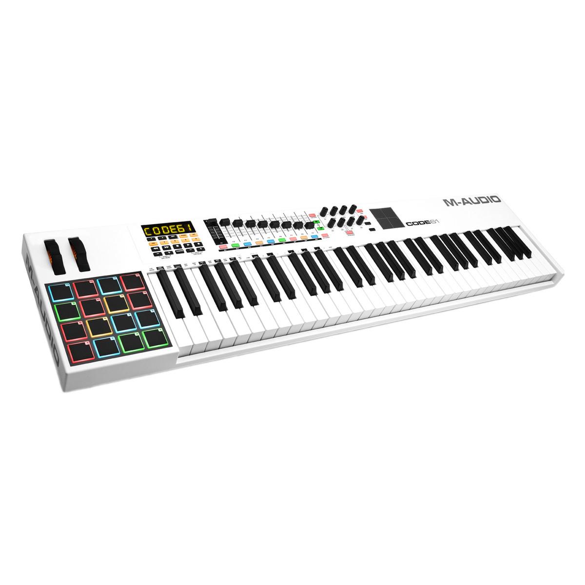 M Audio Code 61 Controller Keyboard