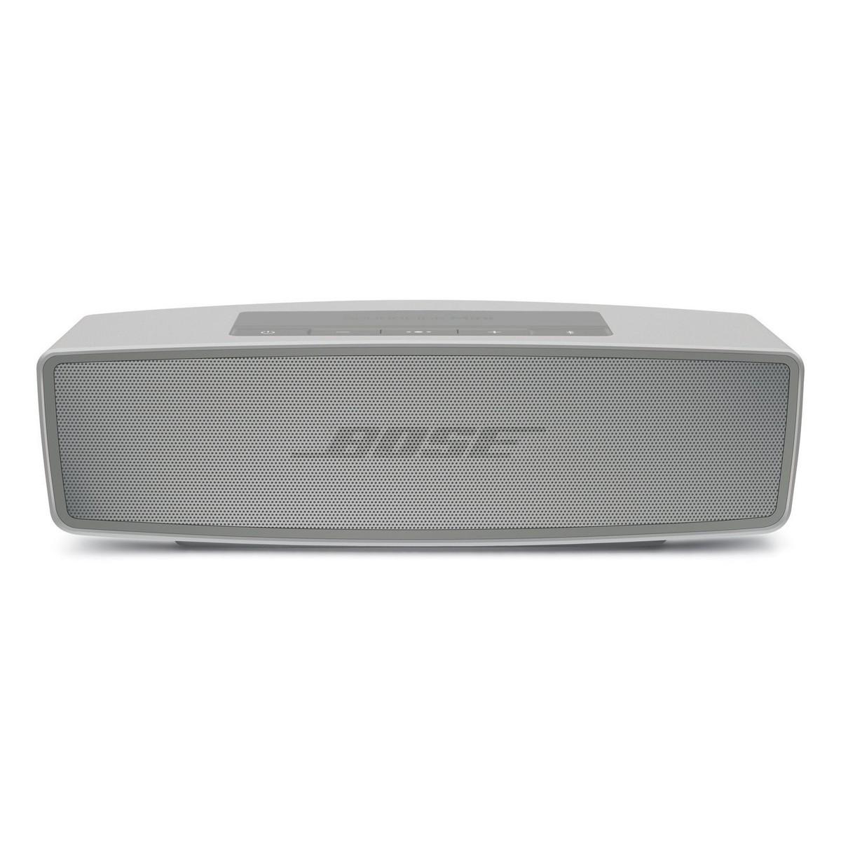 Bose Soundlink Mini II Bluetooth Speaker. Pearl at Gear4music.com