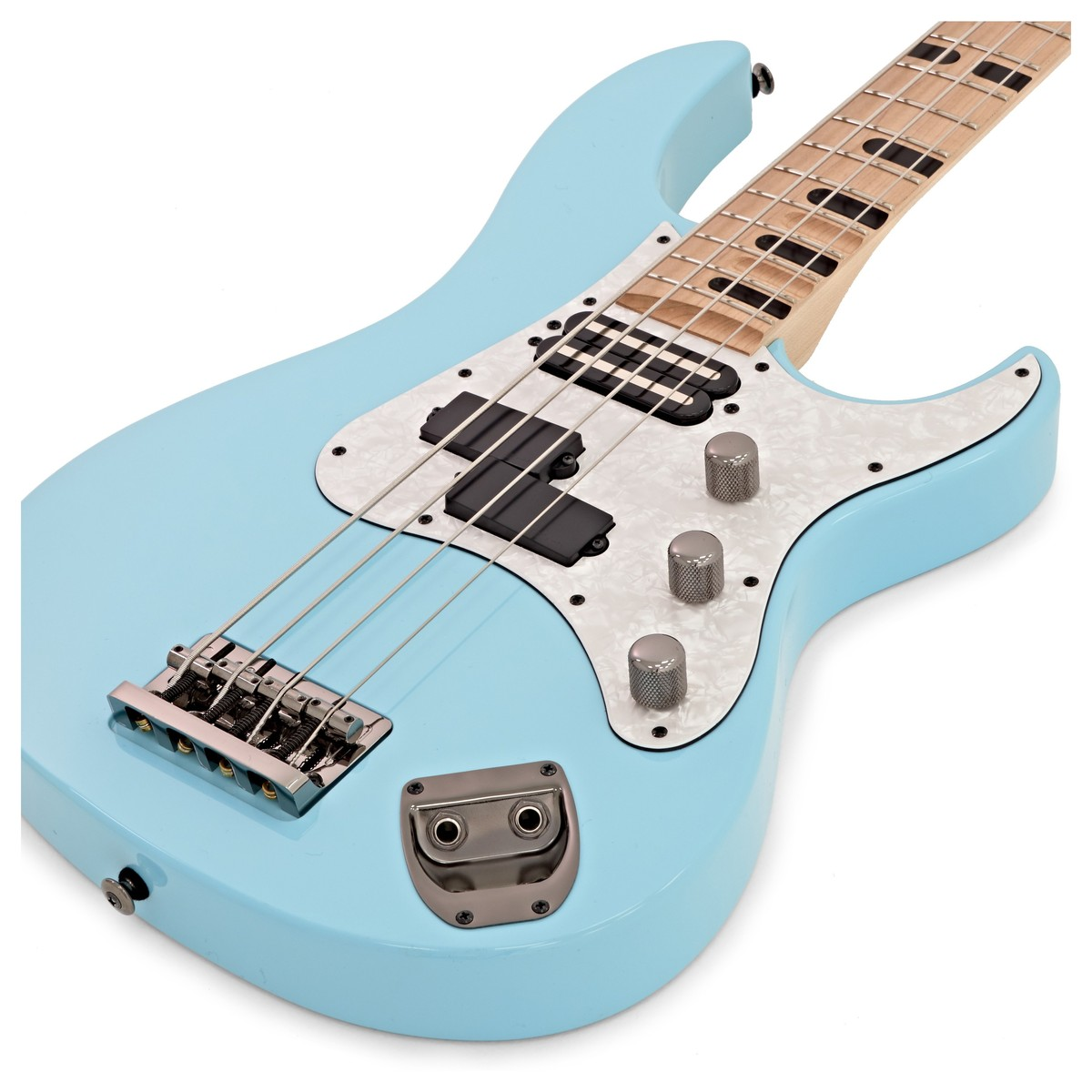 hight resolution of yamaha attitude limited 3 billy sheehan bass guitar sonic blue at