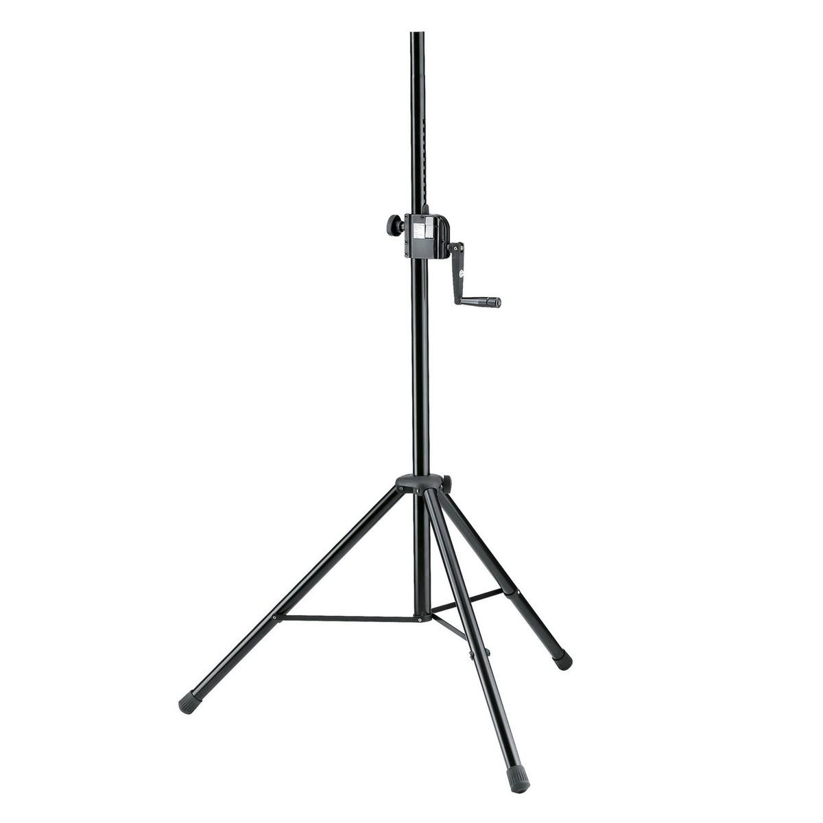 K&M 21302 Speaker Stand, Black at Gear4music