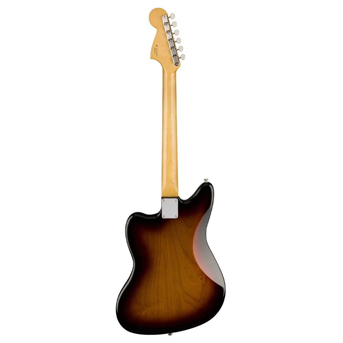 hight resolution of fender classic player jaguar special hh pau ferro 3 tone sunburst back loading zoom