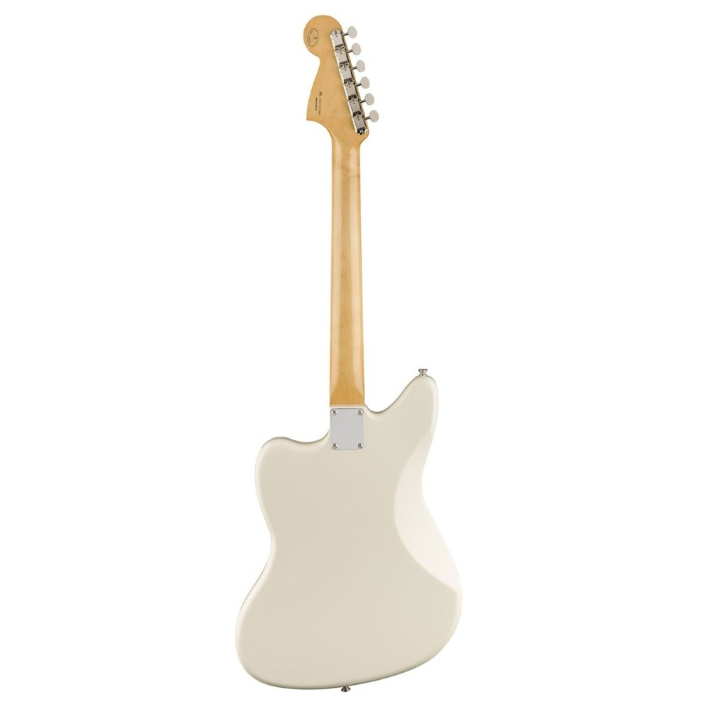 medium resolution of fender classic player jaguar special hh pau ferro olympic white back loading zoom