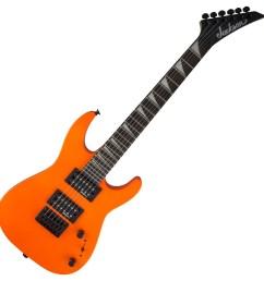 jackson js1x dinky minion electric guitar neon orange loading zoom jackson js1x dinky  [ 1200 x 1200 Pixel ]