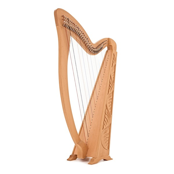 36 string harp with