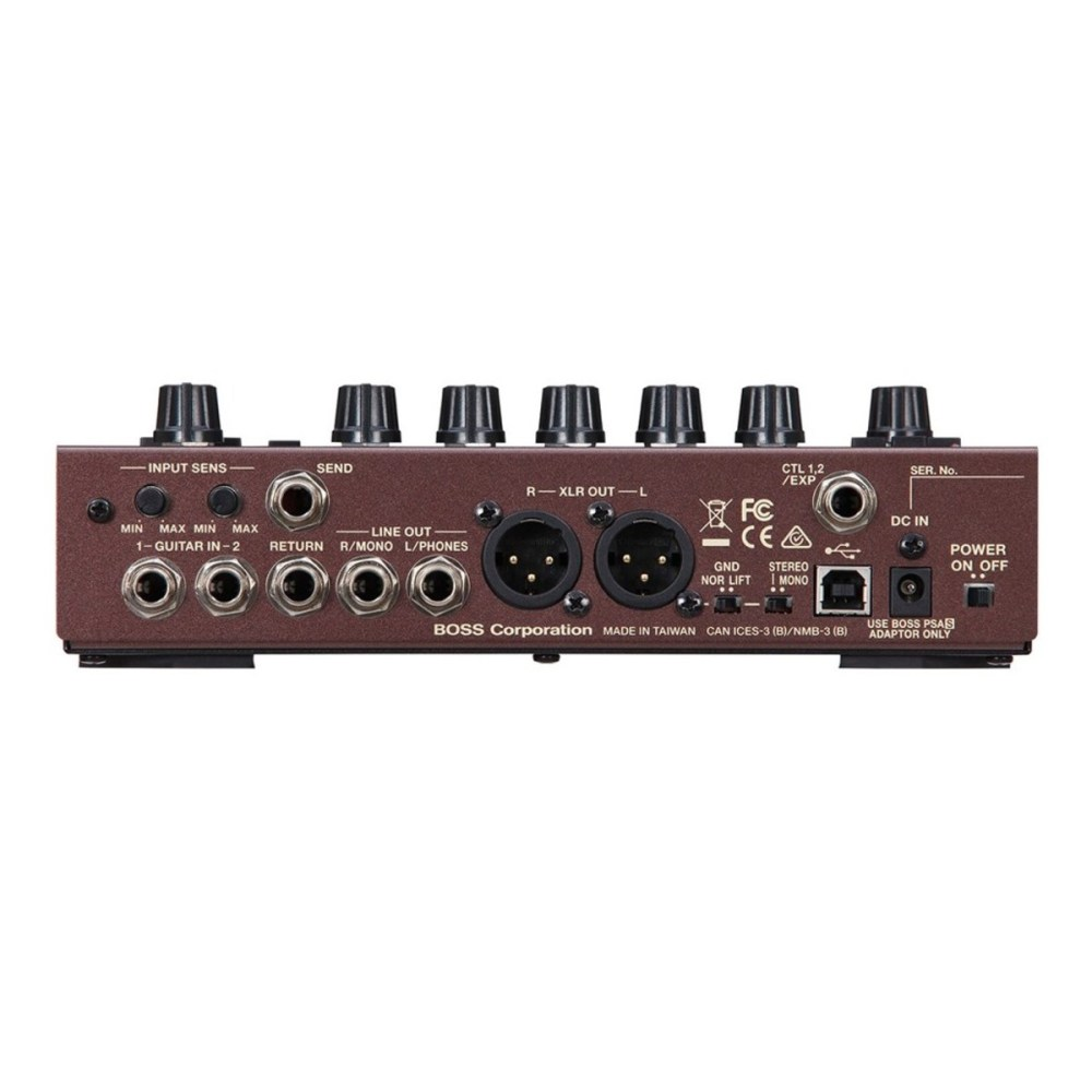 medium resolution of boss ad 10 acoustic preamp side loading zoom