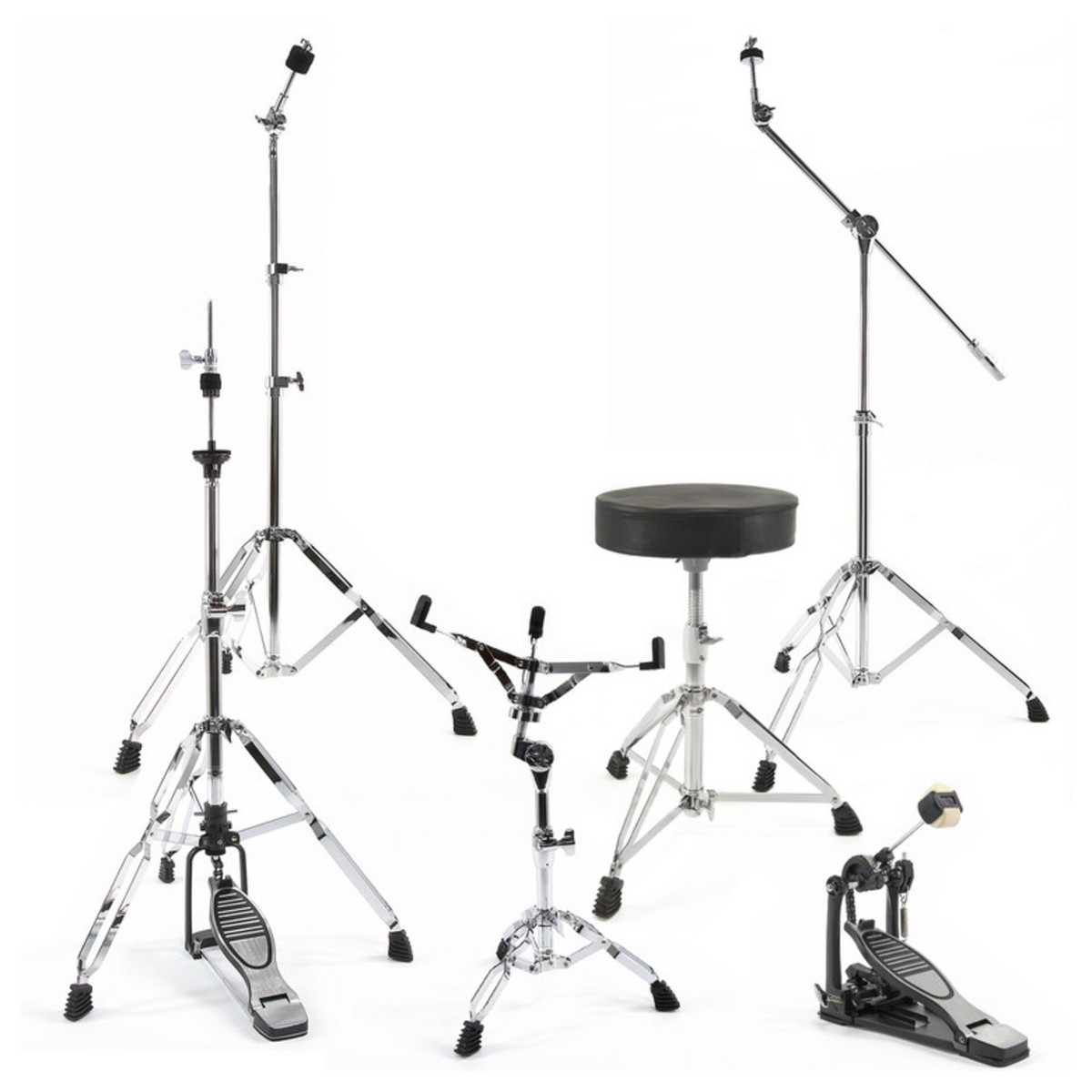 WHD Low Volume Practice Drum Kit at Gear4music