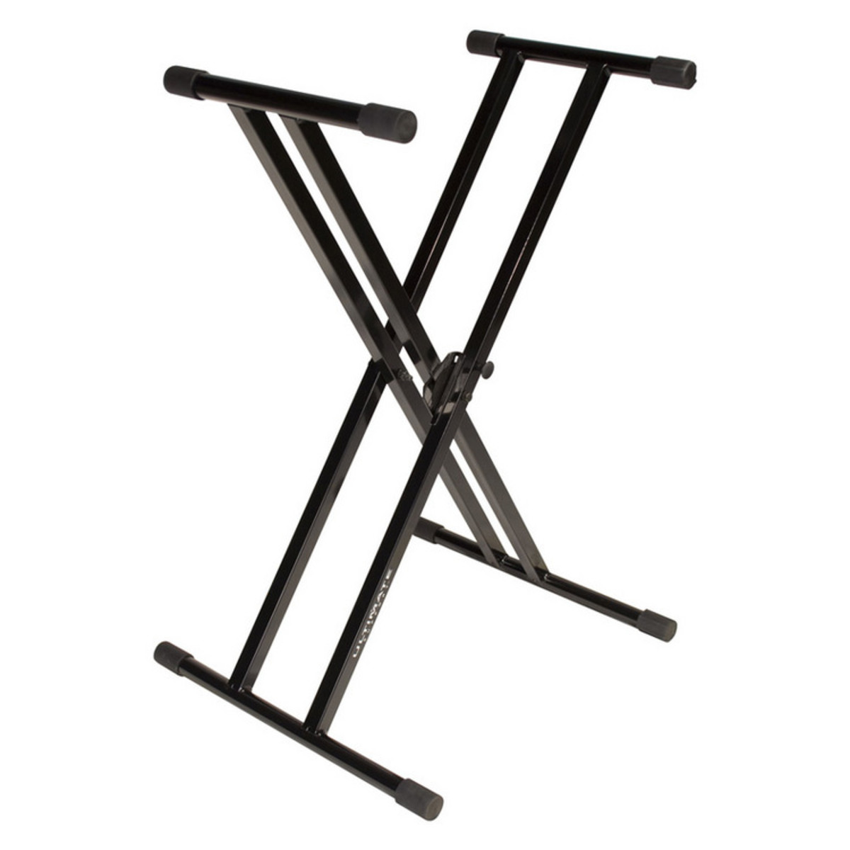 Ultimate Support IQ2000 Double X Braced Keyboard Stand at