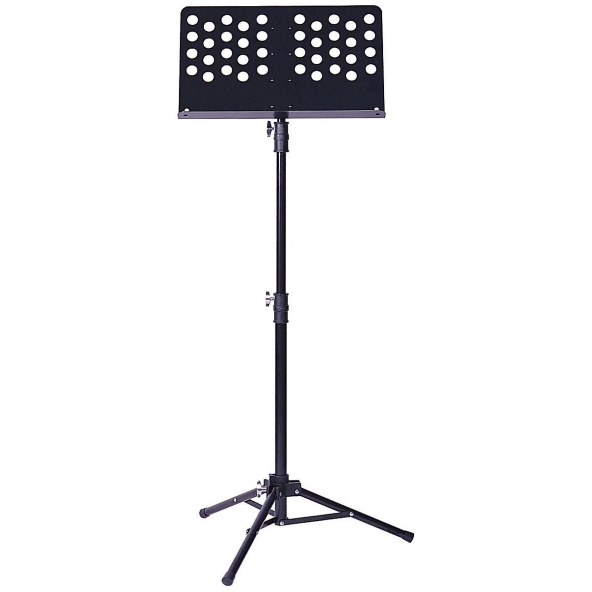 Kinsman Conductors Music Stand Black