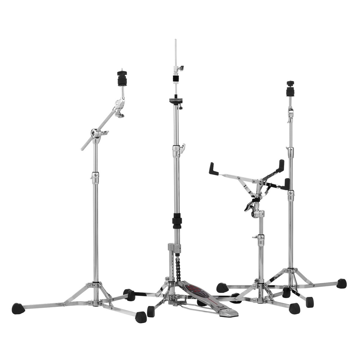 Pearl 150 Series Flat Base Hardware Pack At Gear4music