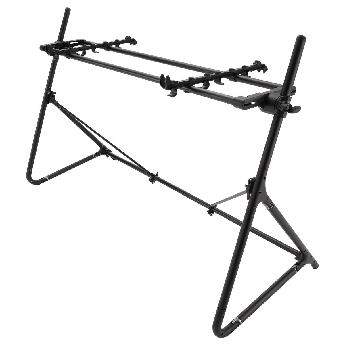 Sequenz Standard STD-L-ABK 88-Note Keyboard Stand, Black