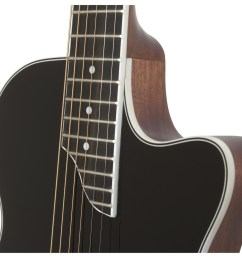 epiphone sst coupe electro acoustic ebony at gear4music epiphone strings epiphone sst wiring [ 1200 x 1200 Pixel ]