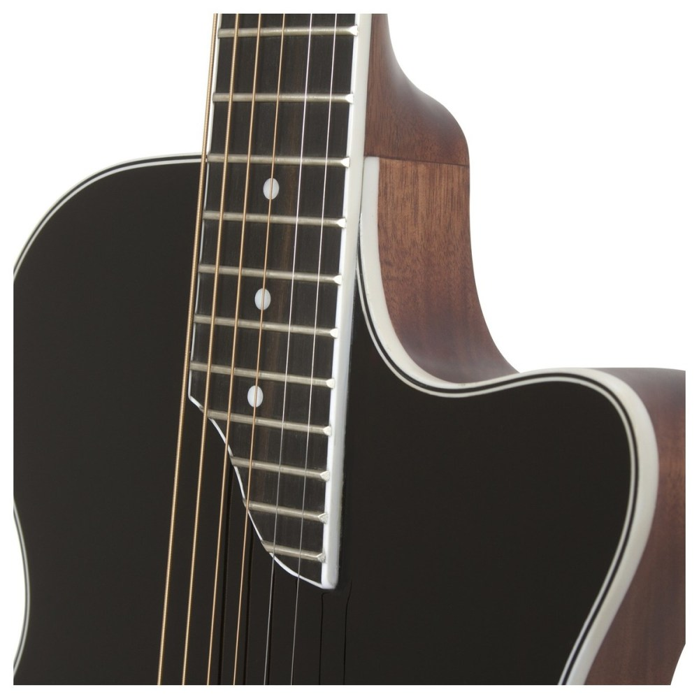 medium resolution of epiphone sst coupe electro acoustic ebony at gear4music epiphone strings epiphone sst wiring