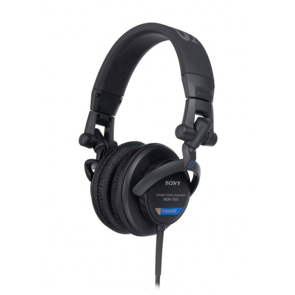 medium resolution of sony mdr 7505 stereo headphones