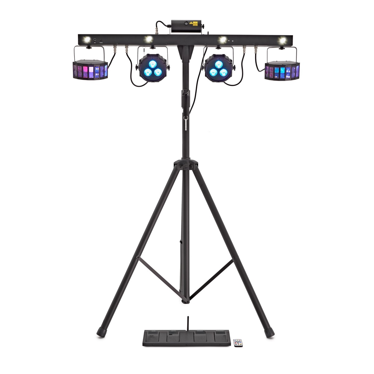 Cosmos Multi Fx Stage Light Pack By Gear4music