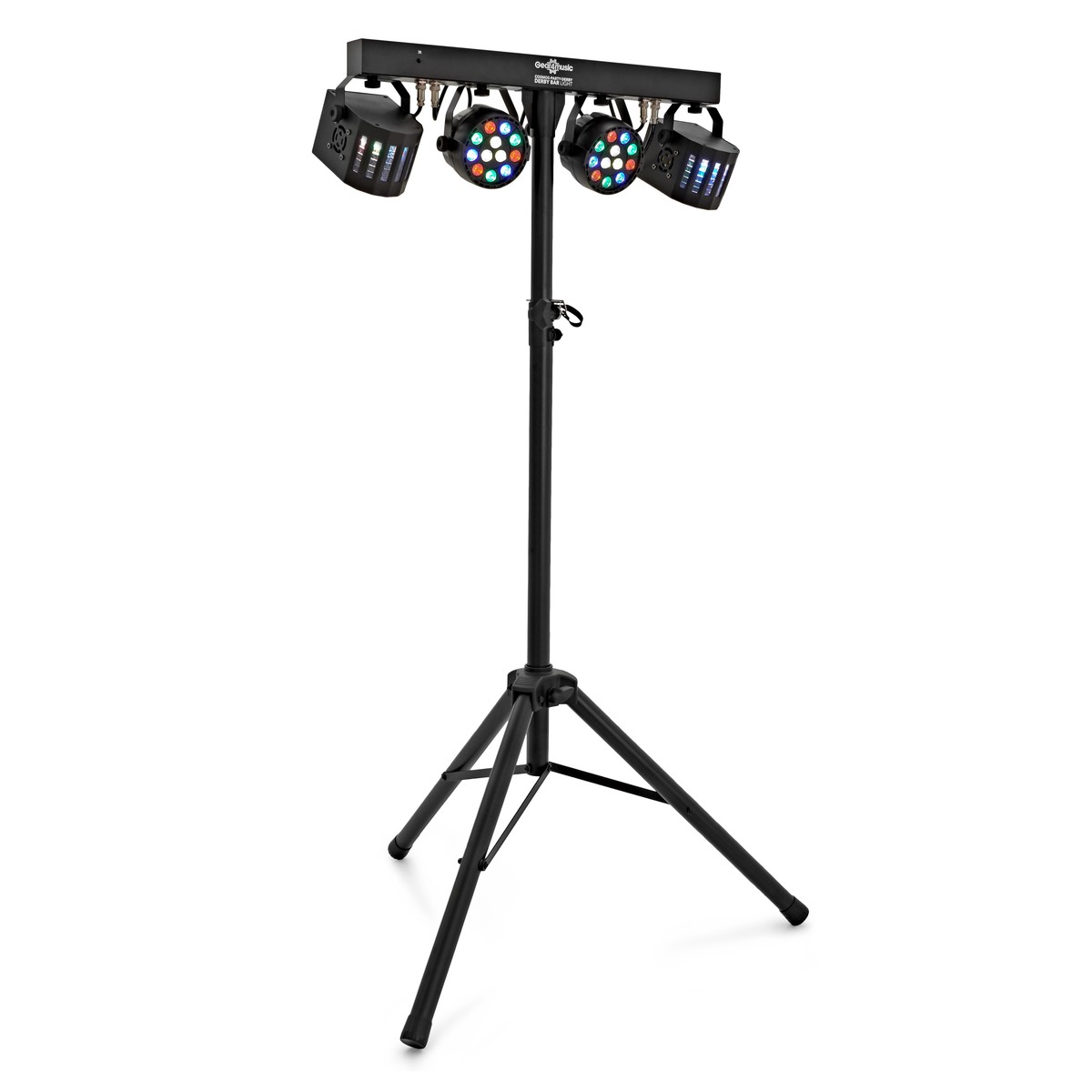 Cosmos Derby Party Fx Lighting System By Gear4music