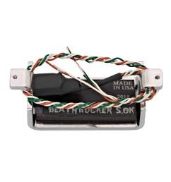lace sensor alumitone deathbucker chrome back [ 1200 x 1200 Pixel ]