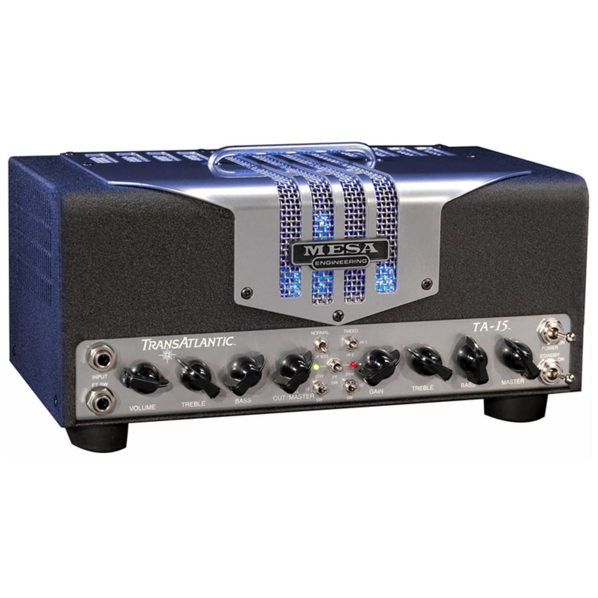 Mesa Boogie TransAtlantic TA15 Guitar Amp Head  Nearly