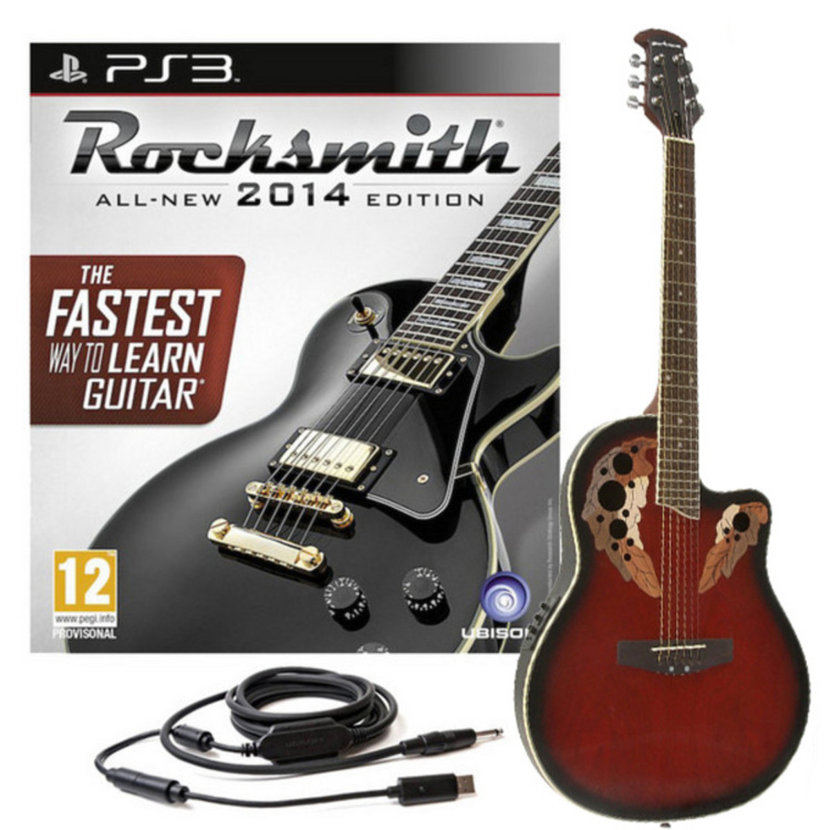 Lessons Rock Guitar Ps3