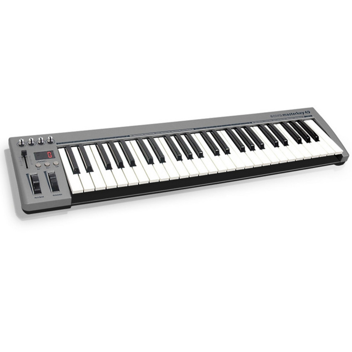 Acorn Instruments Masterkey 49 Key Usb Midi Keyboard