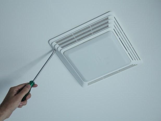 How To Clean Bathroom Ceiling Fan