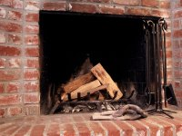 Clean Wood Burning Fireplace And Flue | HomeZada