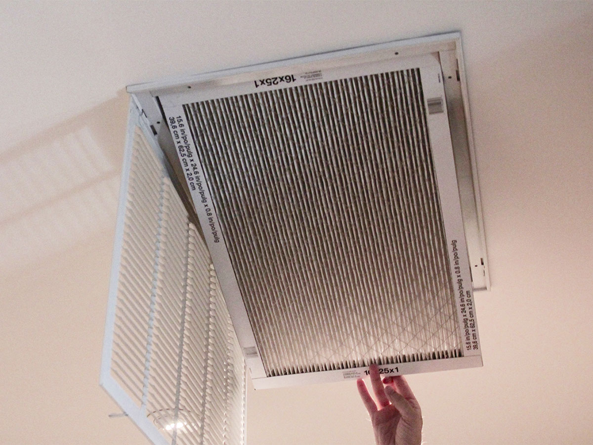 Replace Central Air Conditioner