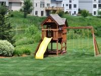 Backyard Play Structure - talentneeds.com