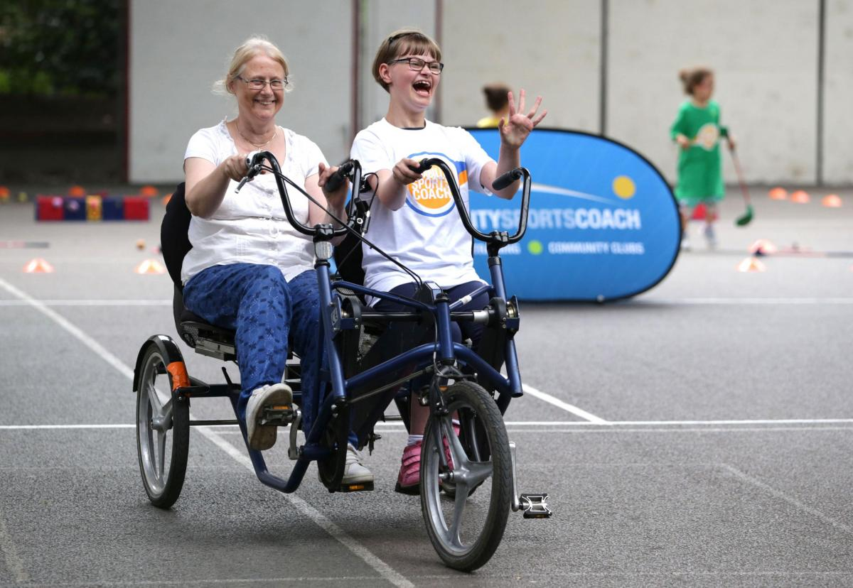 Is More Sport Amp Physical Activity For Disabled People Needed