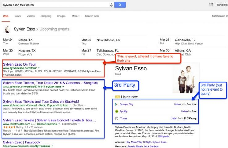 search results sylvan esso