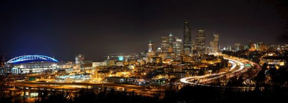 Seattle by CheWei Chang