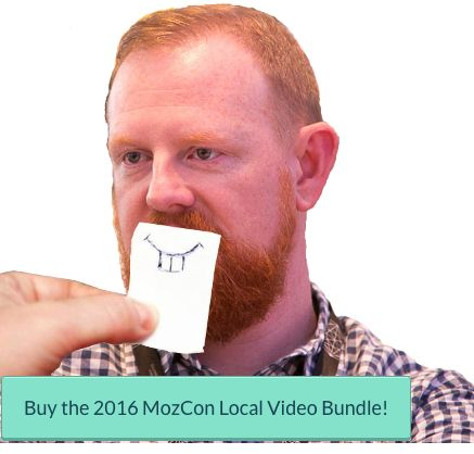 Buy the MozCon Local 2016 Video Bundle!