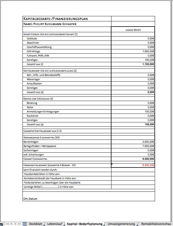 Finanzen  Excel Vorlagen fr jeden Zweck  Part 2