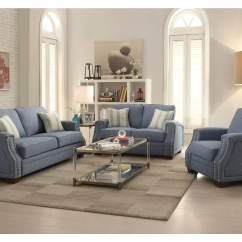 Blue Chair Living Room Mini Bar For Ideal Furniture Of Metro Atlanta Betisa Light Acme