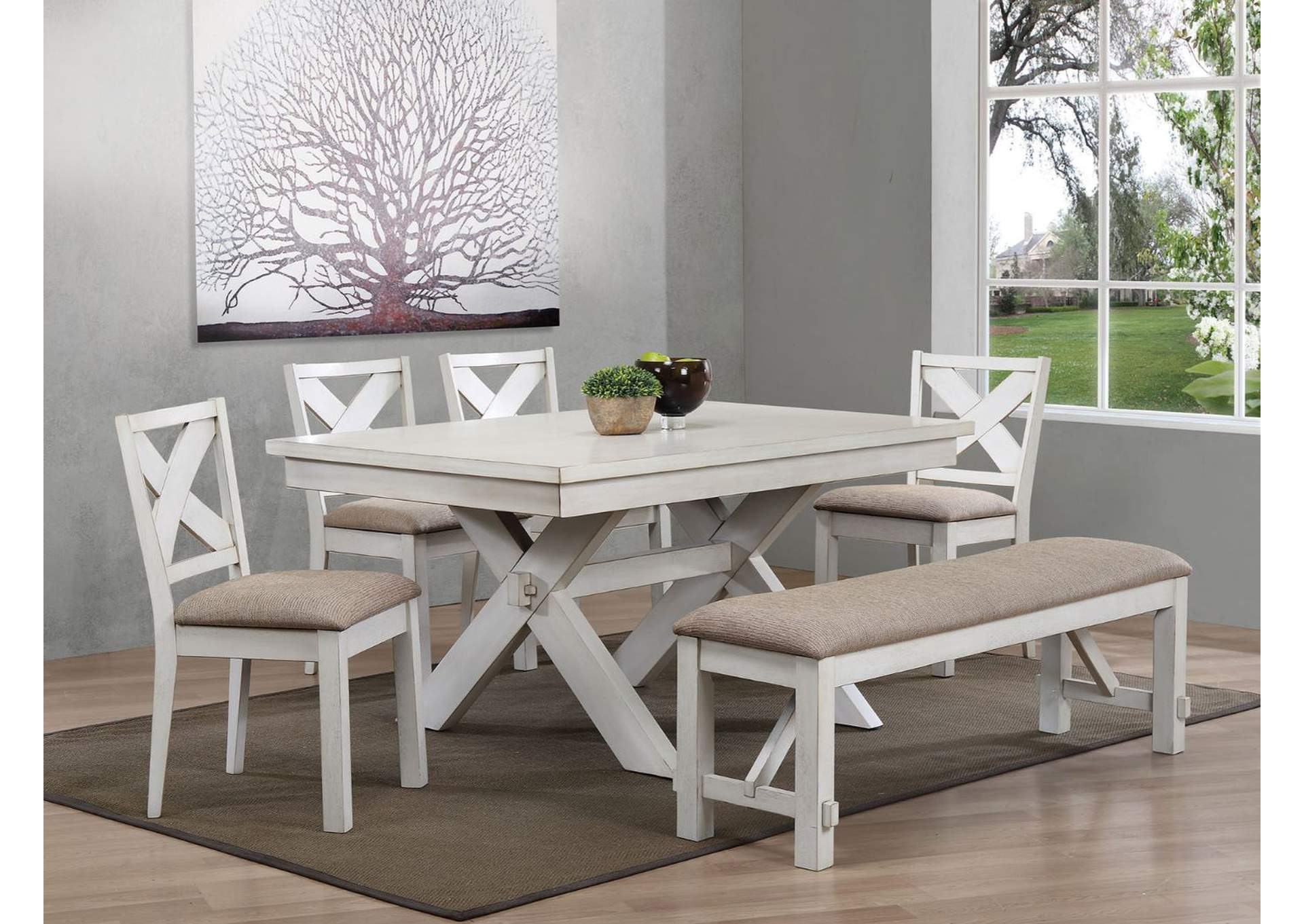 Antique White Dining Chairs Sweet Home Furniture By Niposul Apollo Antique White Dining Table