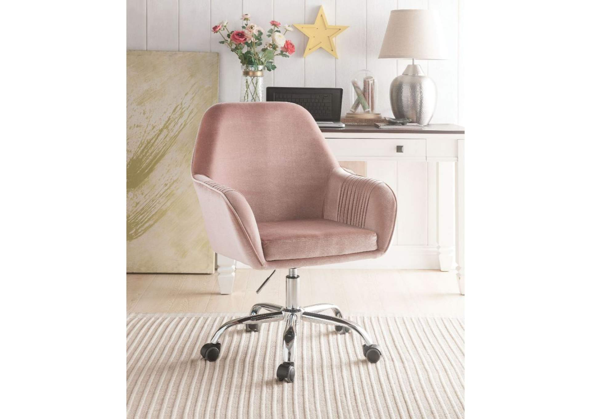 Pink Office Chairs Sweet Home Furniture By Niposul Eimer Pink Office Chair