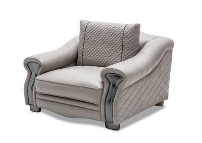 black leather chair and a half costco recliner chairs 5th avenue furniture mi gabriella light grey