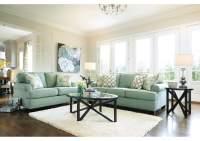 Kemper Furniture Daystar Seafoam Sofa & Loveseat