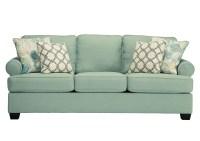 Barnett & Brown Furniture - Florence, AL Daystar Seafoam Sofa