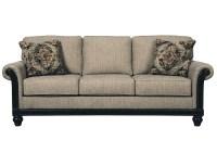 Compass Furniture Blackwood Taupe Sofa