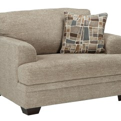 Ashley Leather Sofa Review Traditional Styles Pictures Oak Furniture Liquidators Barrish Sisal Chair And A Half