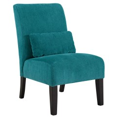 Hd Designs Morrison Accent Chair Space Saver High Tray S Furniture Annora Teal Signature Design By Ashley
