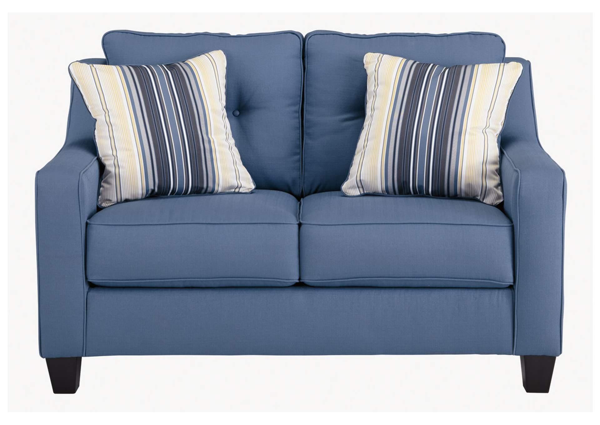 sleeper sofas chicago il flexsteel julio reclining sofa galaxy furniture aldie nuvella blue loveseat benchcraft